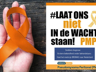 Awareness week Zeldzame Kankers start 8 maart 2021