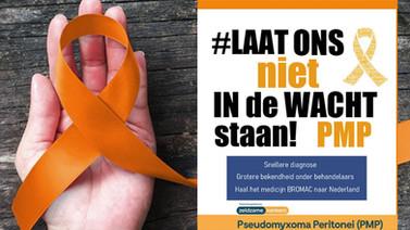 Awareness week Zeldzame Kankers start 8 maart 2021