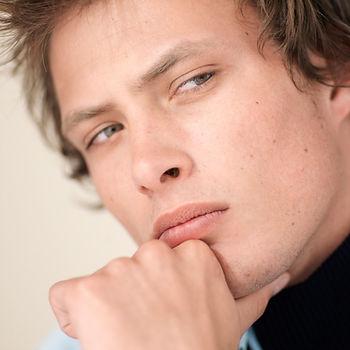 erkek hastada burun estetiği