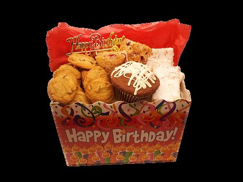 Birthday Wishes Gift Basket
