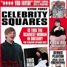 Celebrity Squares Show - Soho Theatre