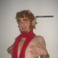 Mr Tumnus from The Late edition
