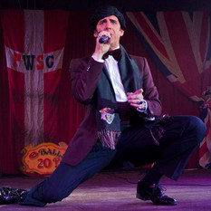 Lenny Live in Margate.