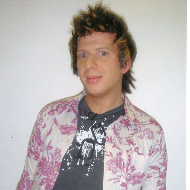Late Edition - Jamie Oliver look a like