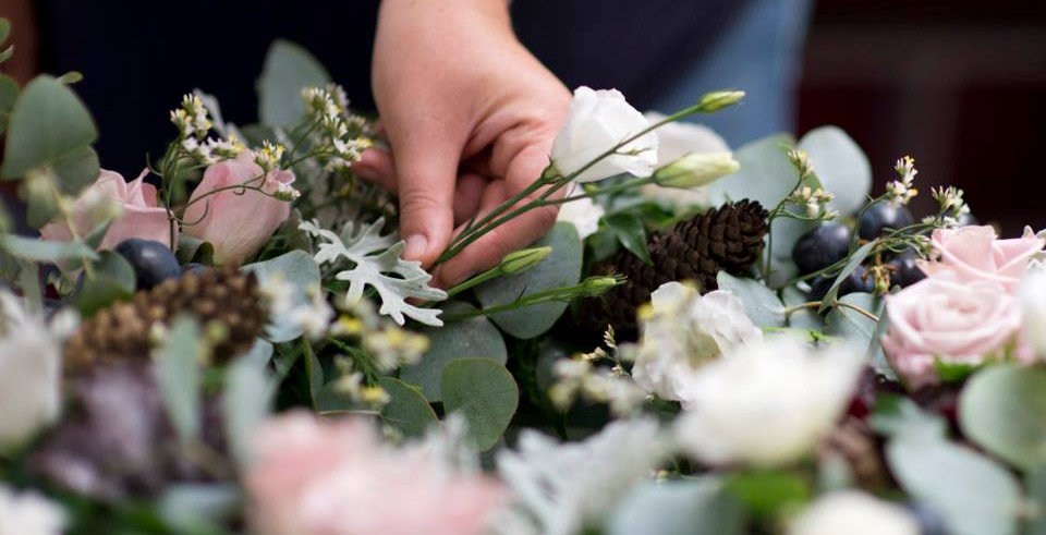 Christmas Wreath Workshops, Essex, Cambridge & Suffolk