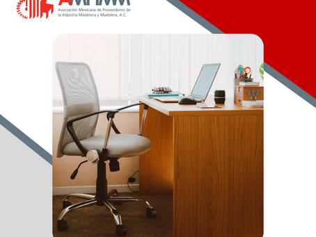 Interiorismo en la productividad laboral empresarial.
