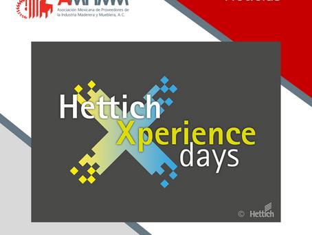 Hettich Xperience days.
