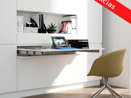 La nueva era del mobiliario para espacios pequeños.