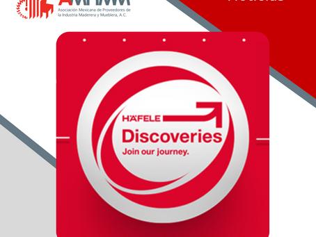 """Comienza la cuenta regresiva: """"Häfele Discoveries."""