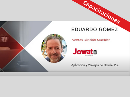Jowat, aplicación y Ventajas de Hotmlet Pur.