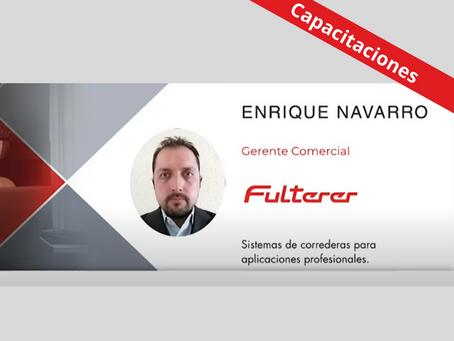 Fulterer, sistemas de correderas para aplicaciones profesionales.