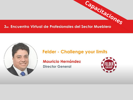 Felder - Challenge your limits