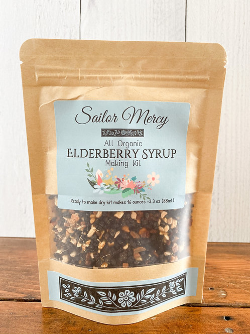 16OZ ELDERBERRY SYRUP MAKING KITS
