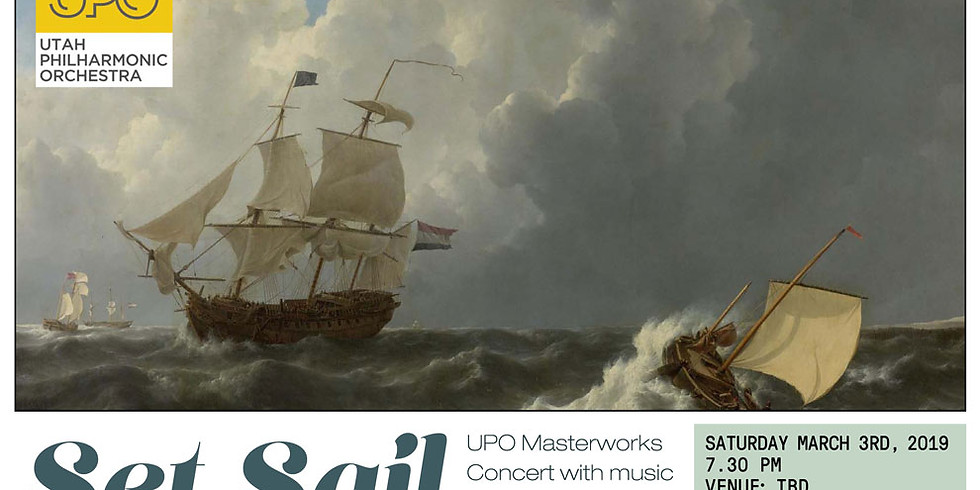 Set Sail! With the Utah Philharmonic Orchestra