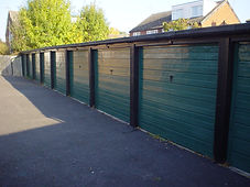 storage facilities Lock up Garages