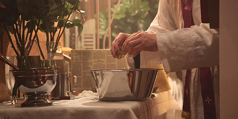 Osternachtsfeier