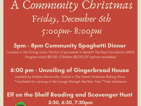 A Community Christmas to benefit the #SmileExperience