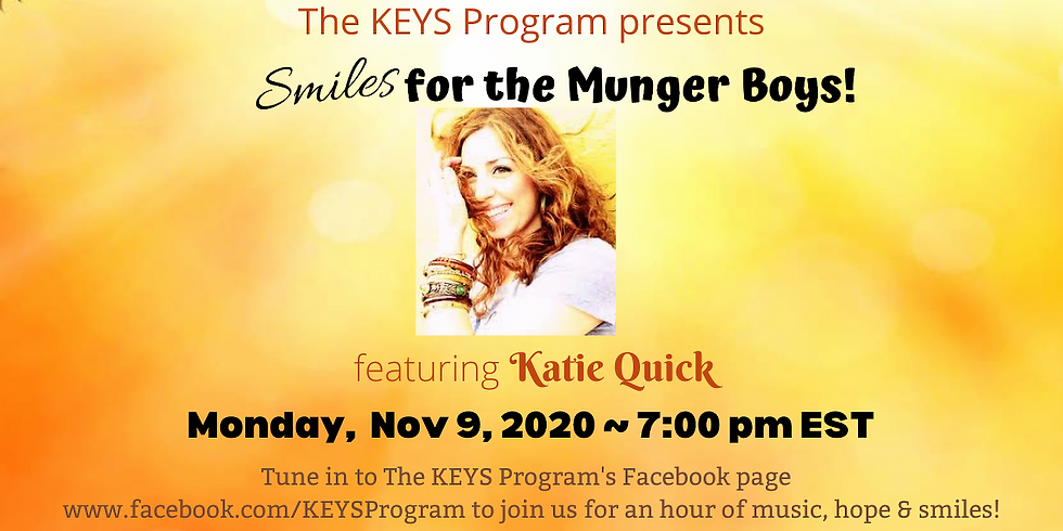 Smiles for the Munger Boys!
