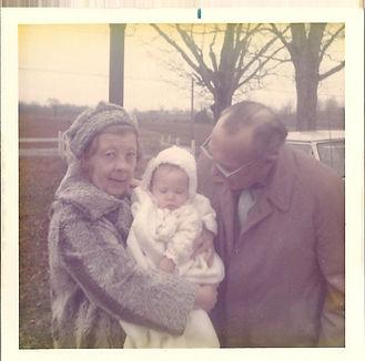 grandma and grandpa blair with colleen 1966.jpg