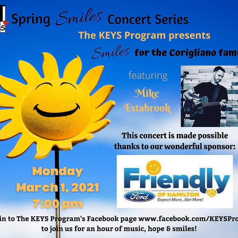 Smiles for the Corigliano Family!
