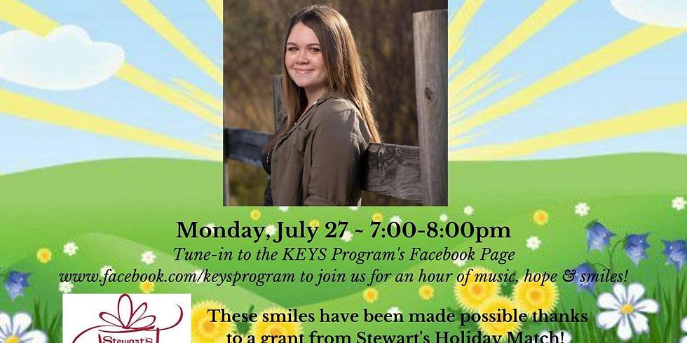 Smiles for Raigan featuring Emalee Herrington!