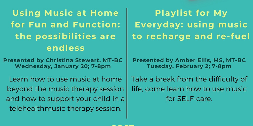 Playlist for my Everyday: using music to recharge and re-fuel