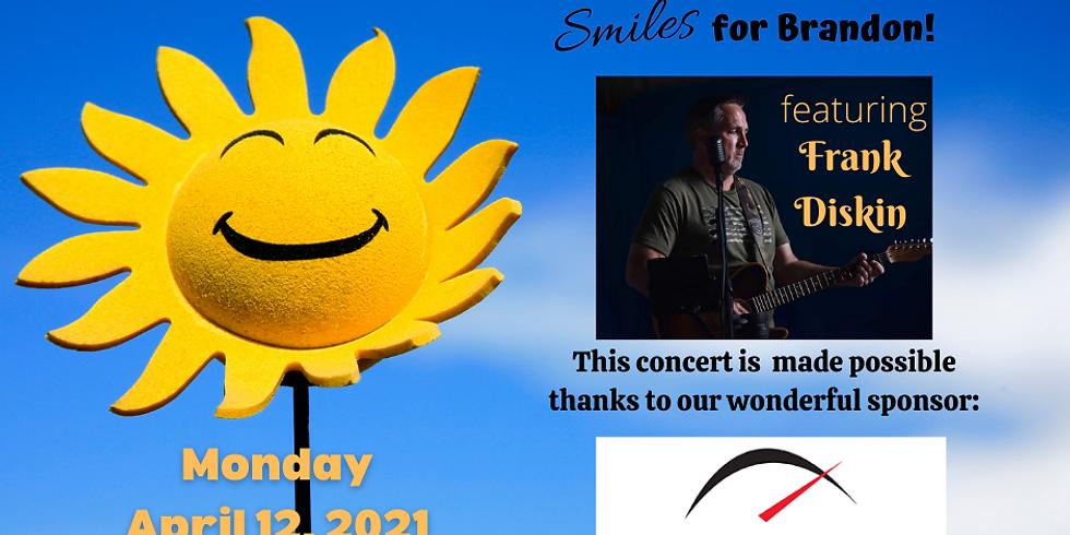 Smiles for Brandon