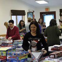Volunteer Wrap Party Dec 15th!