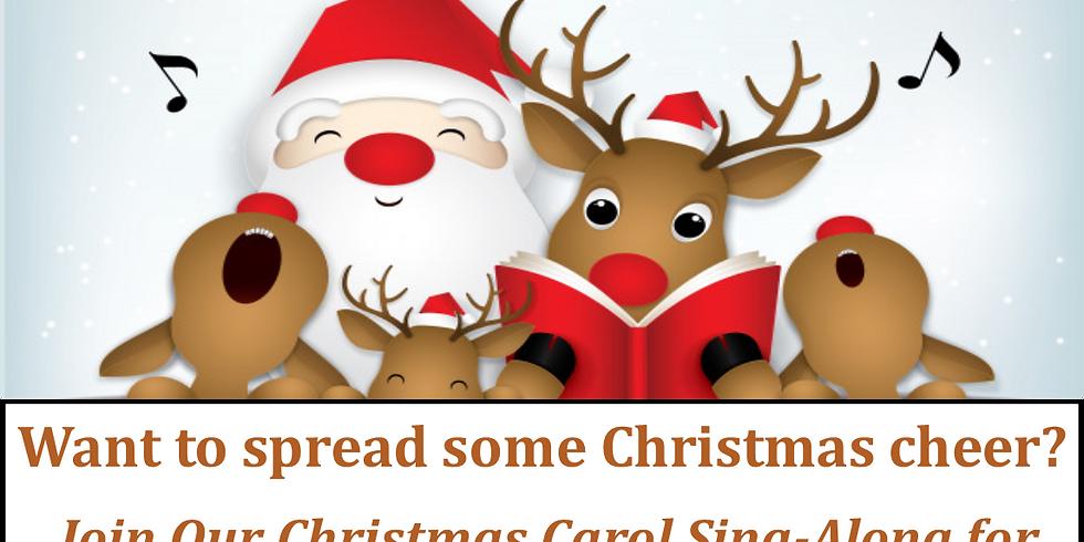 Christmas Carol Sing-Along for KEYS Kids!