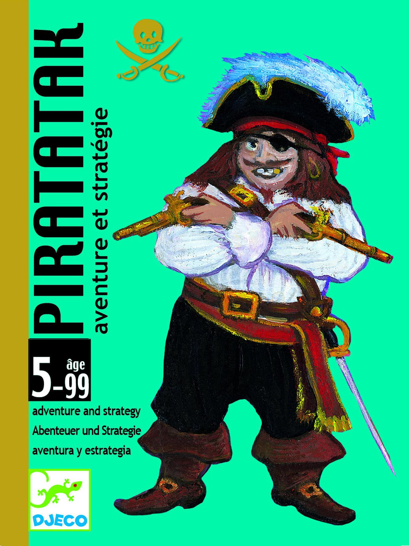 карткова гра пірат