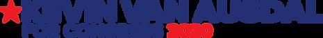 Logo Horizontal Kevin Van Ausdal 2020 11