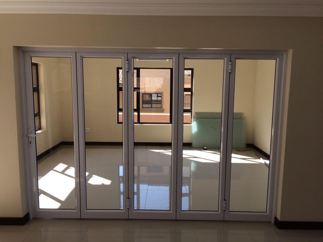 5 Panel Stack Door