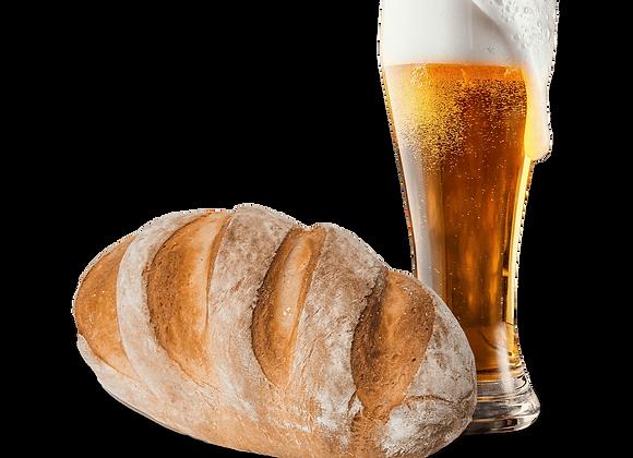 Genusskurs 1 - Brot und Bier neu entdecken