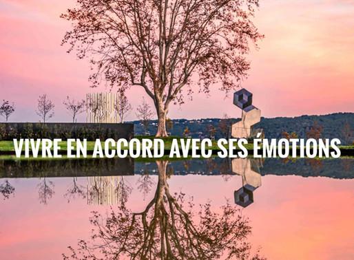 Vos émotions vous veulent du bien... Savoir les accueillir