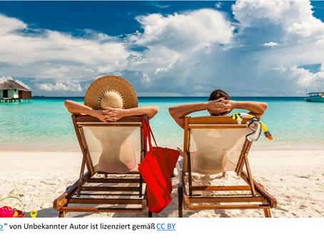 Schlank im Urlaub - hier ein paar Tipps!