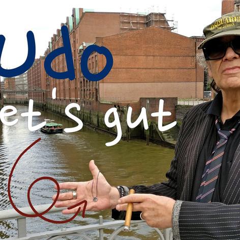 Udo findet's gut! August 2016