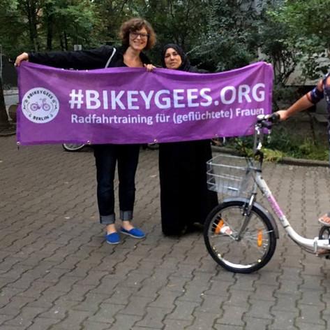 Ein Dreirad für BIKEYGEES