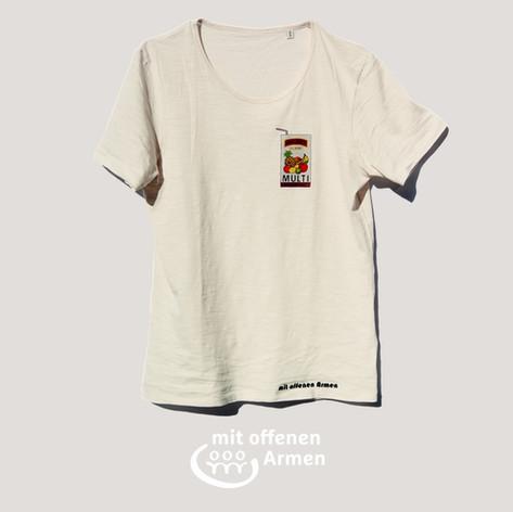 T-Shirt MULTIcultural Juni 2017