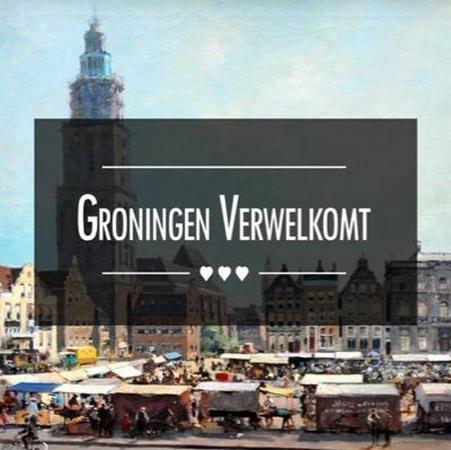 Groningen Verwelkomt