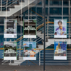 Ausstellung 5J4G in Hannover Dezember 2020