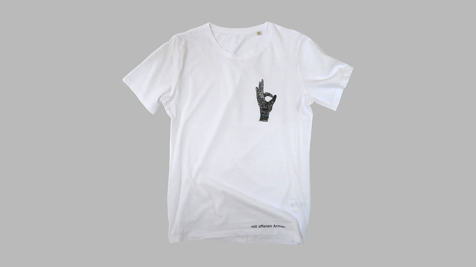 """T-Shirt """"Alles jut"""""""
