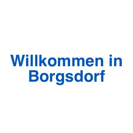 Willkommen in Borgsdorf