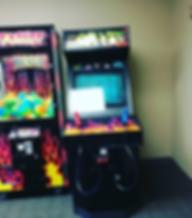 arcade in clarion hotel orlando
