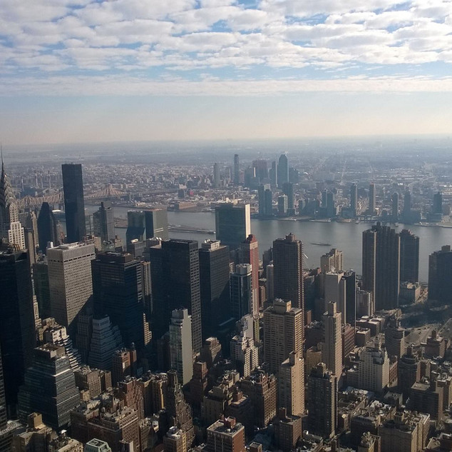 My experience about New York in 2017 (Spring and Autumn/Fall)