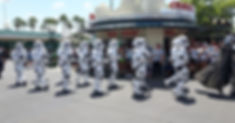 star wars how in diseyland orlando