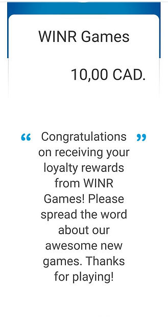 winr games payment proof