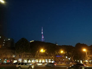 tbilisi antenna tower