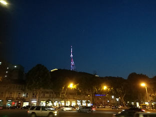 tbilisi antenna tower