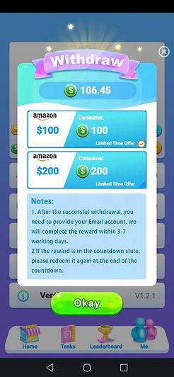amazon gift card cashout