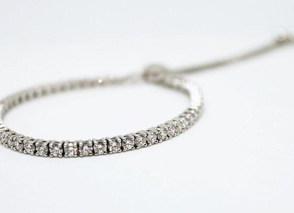 Tennis Tassel Bracelet